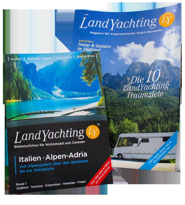LandYachting Buch und Magazin