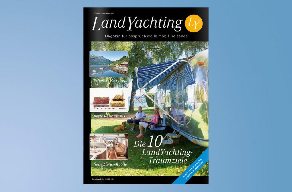 LandYachting Premium Magazin für Wohnmobil und Caravan