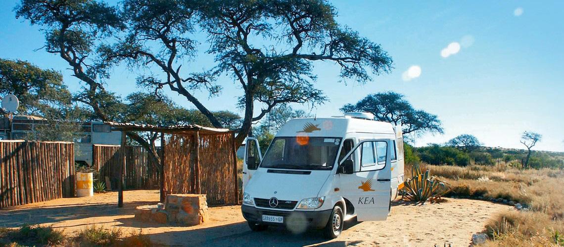 LandYachting TUI Camper Südafrika