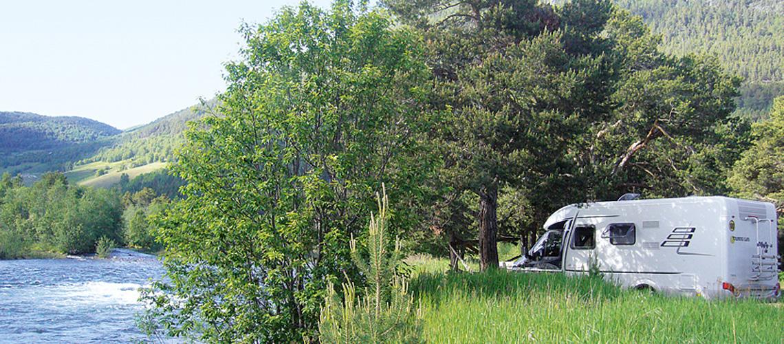 LandYachting Fernreise Norwegen Wohnmobil