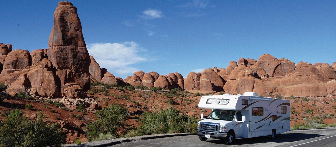 LandYachting Fernreise USA TUI Camper
