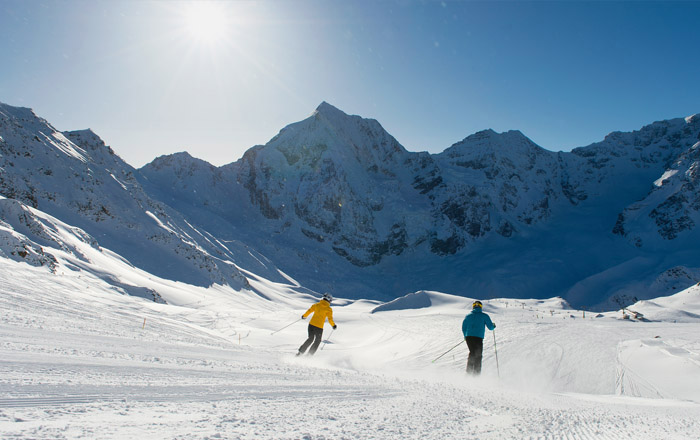 LandYachting Campingplatz Südtirol Wohnmobil Vinschgau Trafoi