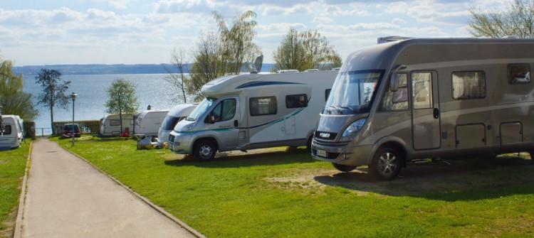 LandYachting Campingplatz Bodensee