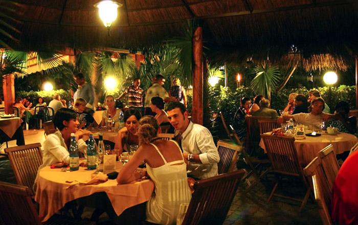 LandYachting dei Fiori Restaurant