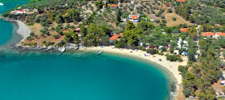 Camping Griechenland