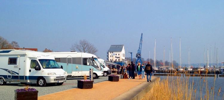 Stellplatz Schleswig