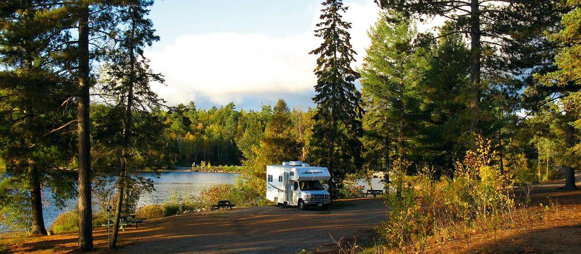 LandYachting Wohnmobil Kanada