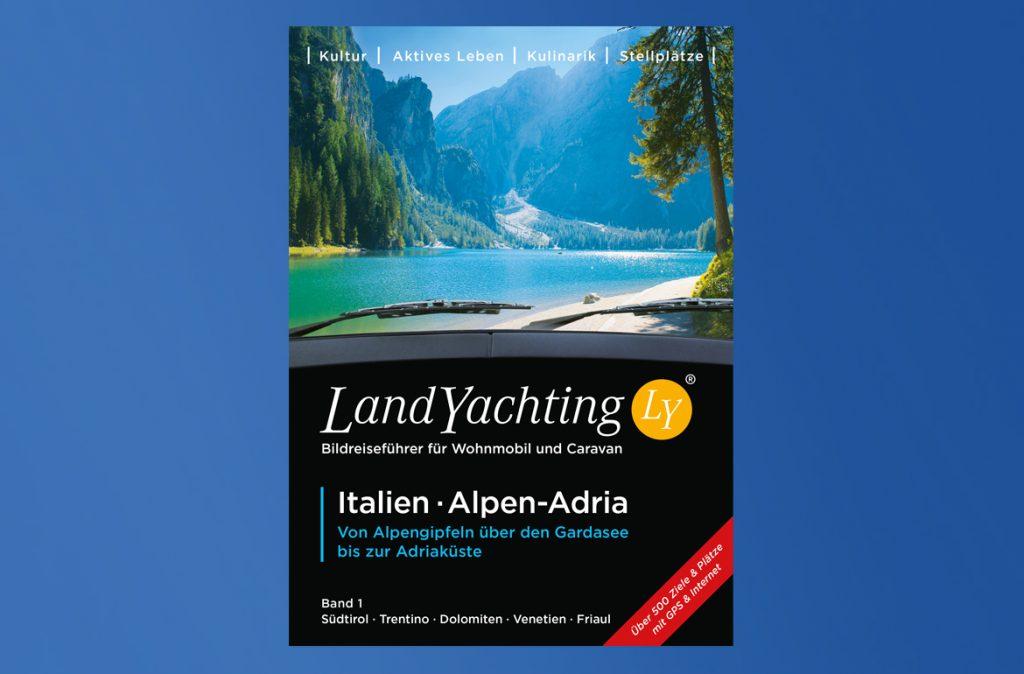 Der Reiseführer für Wohnmobil und Caravan mit großem Stellplatzführer führt von den Alpen über Südtirol, den Gardasee bis nach Venedig und zur Adriaküste