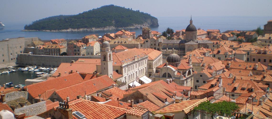 Die Besichtigung der Stadt Dubrivnik ist ein Muss