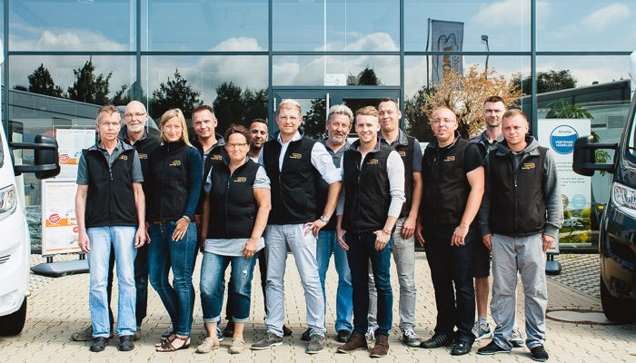 LandYachting SOMA Caravaning Team Bremen