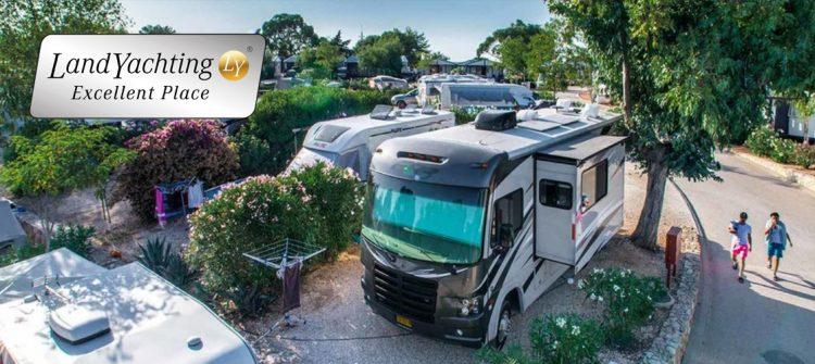 Der Luxus Campingplatz ist der ideale Ausgangspunkt für Ausflüge an der Algarveküste