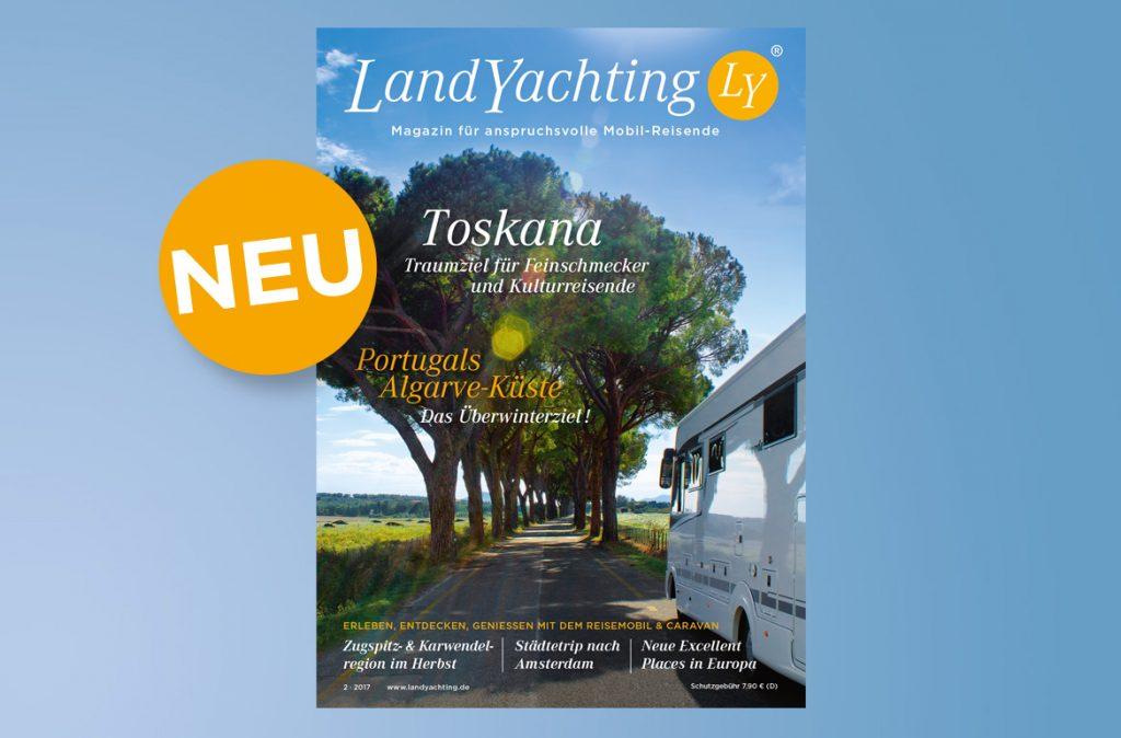 LandYachting Magazin 2 2017
