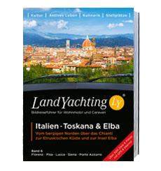 Shop LandYachting Toskana & Elba