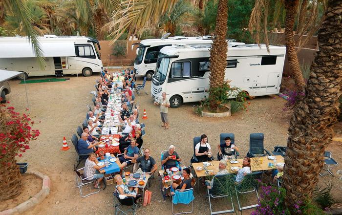 Mit den Reimers geht es alle 2 Jahre nach Marokko