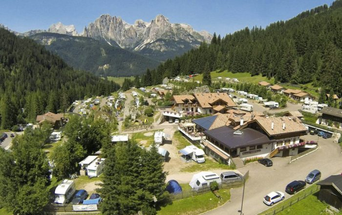 Camping Dolomiten Wellness Ski