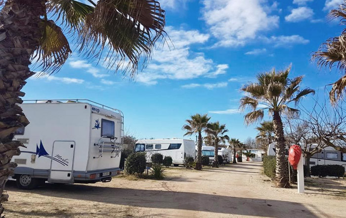 LandYachting Excellent Place Camping Club Farret
