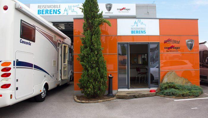 LandYachting Excellent Place Reisemobile Berens