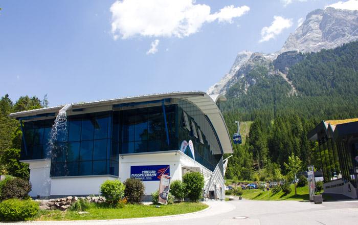 LandYachting Excellent Place Camping Zugspitz Resort Seilbahn