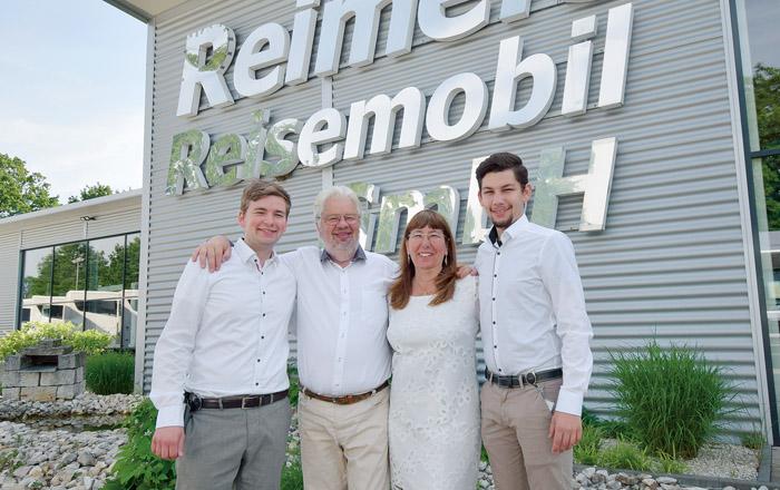 LandYachting Reimers Team