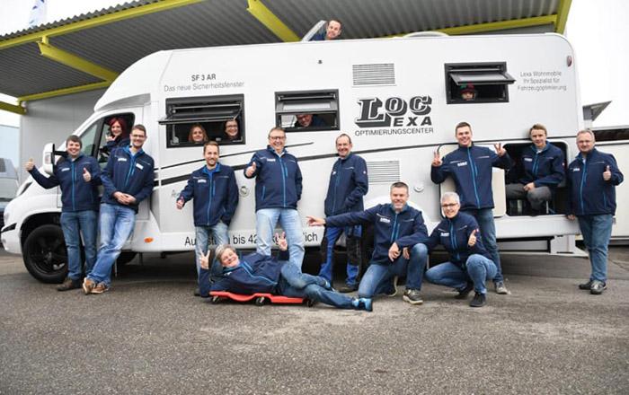 LandYachting Lexa Team