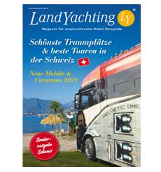 LandYachting Sonderausgabe Schweiz