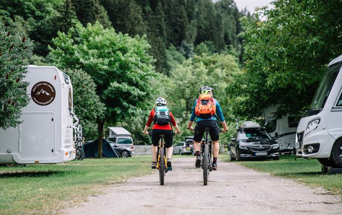 LandYachting Excellent Place Camping Passeier Radweg