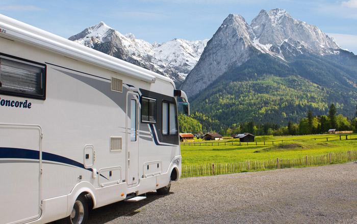 LandYachting Camping Resort Zugspitze