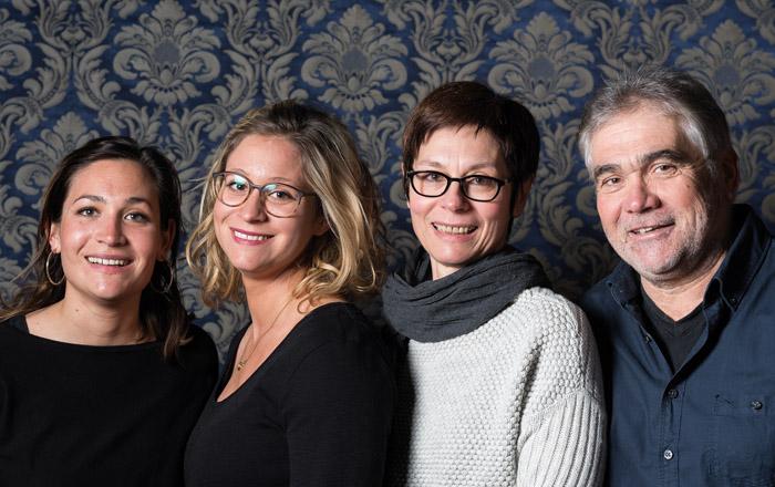 LandYachting Excellent Place Weingut Bernard Familie
