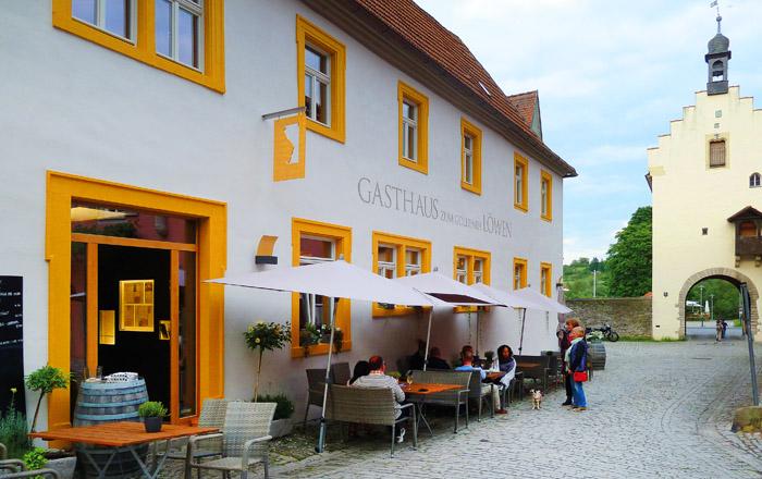 LandYachting Excellent Place Weingut Bernard Restaurant