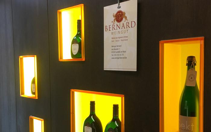 LandYachting Excellent Place Weingut Bernard Wein