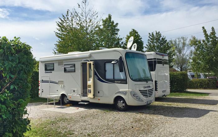 2021 Camping Max 1 Platz