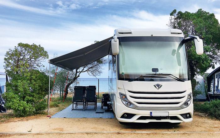 2021 Liner Camping Capo Ferrato