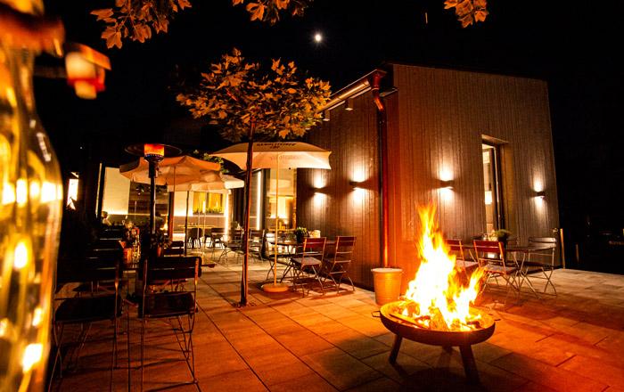 2021 camping Max 1 Feuerschale
